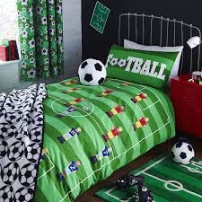football decor for bedroom. football bed linen collection | dunelm decor for bedroom n