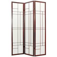 belham living carter mid century modern panel room divider