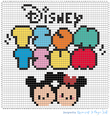 Tsum Tsum Color Chart Over In The Two Hearts Crochet Cals Group Someone Has Asked