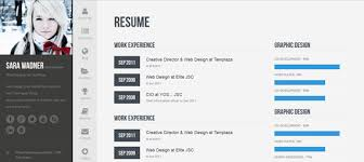 profiler vcard resume wordpress theme by templaza themeforest .