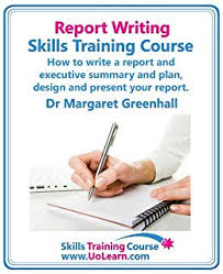 write a report amazon com report writing skills training course how to write a