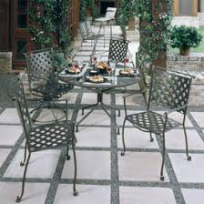 Casual Patio Furniture Maddox Dining 8314
