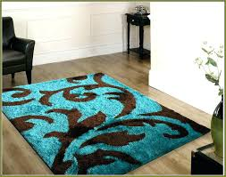 excellent orange and blue area rugs regarding turquoise rug attractive downtown west village