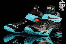 lebron soldier 8. brand new nike zoom lebron soldier 8 drops in gamma blue lebron