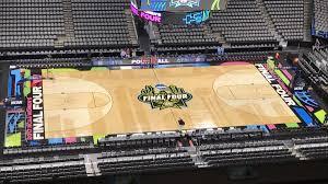 2019 Ncaa Tournament Court Designs Floored Final Four Contract Raises Connor Sports Profile