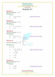 ncert solutions for class 8 maths chapter 2 class 8 maths chapter 2 linear equations in one variable