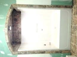 one piece shower tub combo one piece bathtub shower combo tile shower tub combo 1 piece