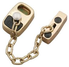Simple Door Chain Lock Alternative Erica External Release Internal Access In Design Ideas