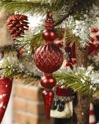 Glass Finials And TreetoppersChristmas Tree Finials