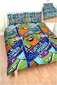 ninja turtles twin bed sheets teenage mutant ninja turtles bed sheets full size of comforters turtle