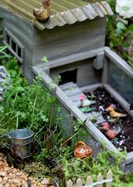 ... How To Make A Miniature Fairy Garden In Container Hgtv Ideas  Decorations I: Large ...