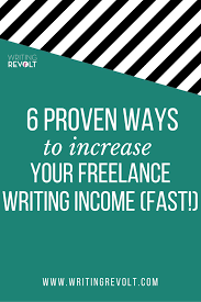 lance writing job myseco lance writing lance writing and proven ways to increase your lance writing income fast when i was in college before i