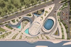 Проект Дизайн концепция спортивно оздоровительного центра от  Деятельность