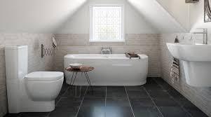 Simple Slate Floor Tiles Bathroom For Your Home Decor Throughout Concept Ideas