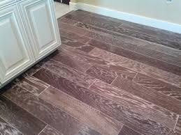 wire brushed white washed wood floors