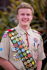 central coast chapter sons of the american revolution eagle  eagle scout scholarship winner