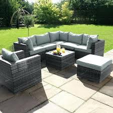 rattan garden furniture covers. Rattan Outdoor Furniture Maze Corner Sofa Set With Armchair Garden Covers Bq R