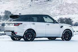 2020 Range Rover Sport Hst Hiconsumption Range Rover Sport Land Rover Sport Sports Cars Luxury