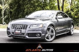 2012 Audi S5 Prestige Stock # 003728 for sale near Marietta, GA ...