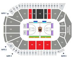 Casino Windsor Seating Chart Windsor Express The Wfcu Centre Windsor Ontario A