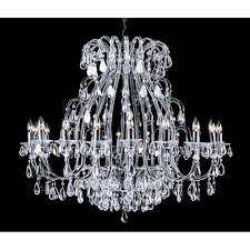 versailles 18 light classic crystal chandelier co03339 18