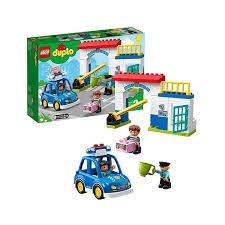 <b>LEGO Duplo Town</b> Police Station Building Set <b>10902</b> 38 Pieces ...