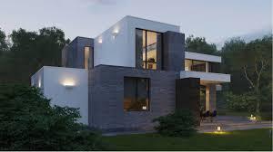 Exterior Modern Home Design  Amazing Chic Stunning - Modern exterior home