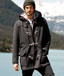 men winter trend coats duffle 2