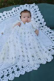 Free Crochet Christening Gown Patterns Custom Inspiration Design