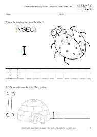 Free Printable Handwriting Worksheets For Preschool Kindergarten The ...