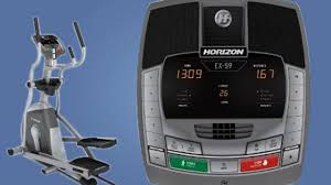 horizon fitness ex 59 02 elliptical trainer home system review