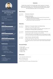 Production Operator Resume Samples Visualcv Resume Samples Database