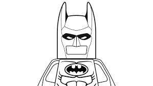 Kleurplaat Lego Batman 3