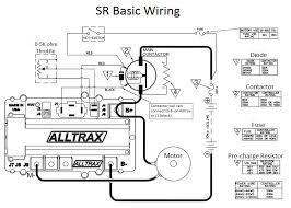 thunderstruck motors manuals & data sheets Curtis Pb 6 Wiring Diagram alltrax sr basic wiring · curtis 1253 manual curtis pb-6 pot box wiring diagram
