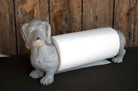 Dachshund Paper Towel Holder Unique Dog Paper Towel Holder Home Design Garden Architecture Blog