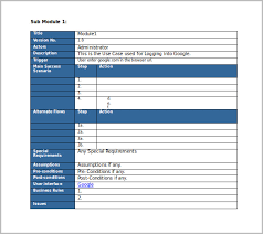 Free Case Template Business Rules Template Word Test Case Template 25 Free Word Excel