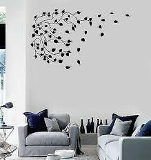 peacock wall decal sticker mural fork