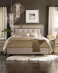 Hooker Furniture Ilyse Mirrored Bedroom Furniture