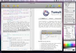 Tumult HyperEdit: The live HTML and PHP editor for Mac OS X