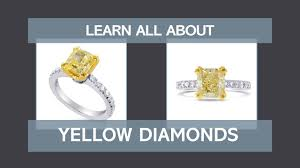 Yellow Diamond Clarity Chart Fancy Yellow Diamonds Pro Guide To Natural Diamond Color