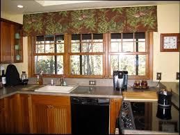 kitchen window valances ideas