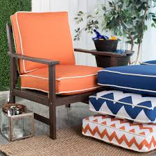 allen and roth outdoor cushions outdoor outdoor chair cushions clearance loveseat patio