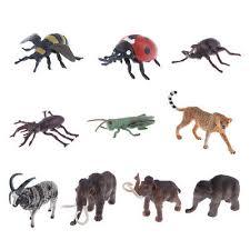 Lifelike Wild/<b>Farm</b>/<b>Zoo Animal</b> Model Action Figures Kids Science ...