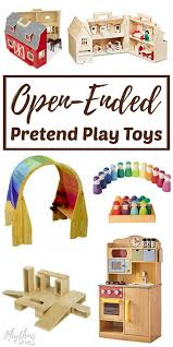best open ended pretend play toys