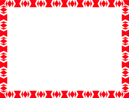 Red Photo Frames Border Red Free Stock Photo Illustration Of A Blank Frame Border