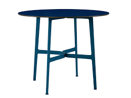 round hpl garden table eileen round table by sp01