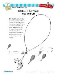 Small Picture Oh The Places You Ll Go Coloring Pages The Places You Ll Go