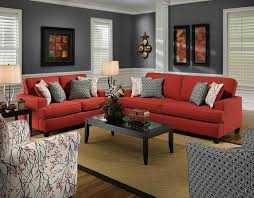 colorful living room furniture sets. Interesting Living Colorful Living Room Furniture Sets Grey Red Sofa To