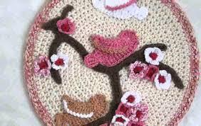 Crochet Decoration Patterns Home Decor Crochet Design Decoration Youtube