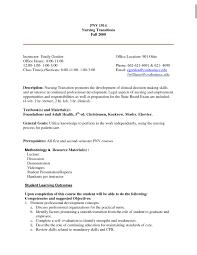 Entry Level Lpn Resume Free Resume Templates
